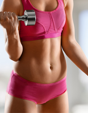 Fitness Mania - For Ladies Homepage