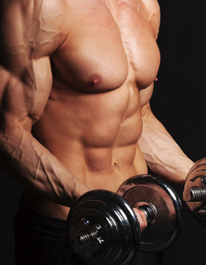 Fitness Mania - For Men Homepage