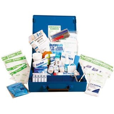 Fitness Mania – 4WD Camping First Aid Kit in Rola Case