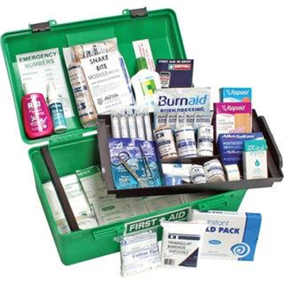 Fitness Mania – 4WD Camping First Aid Kit