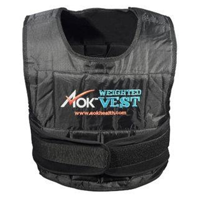 Fitness Mania – 5kg Weighted Vest