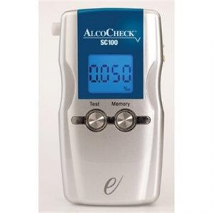 Fitness Mania - AlcoCheck Semiconductor Hand Held Breathalyser