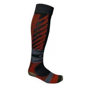 Fitness Mania - Boost Compression Socks - Black/Orange