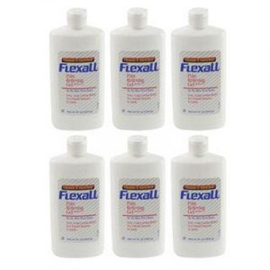 Fitness Mania - Flexall 454 Gel Bottles x 6 - 454g / 16oz