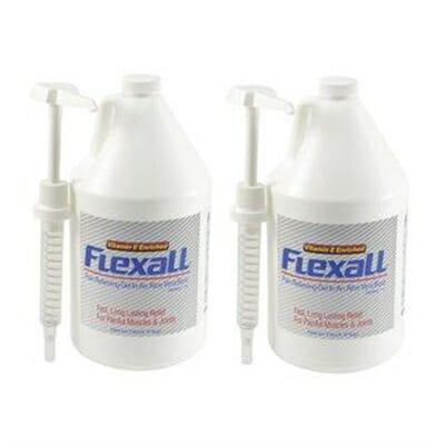 Fitness Mania – Flexall 454 Gel Pump Packs x 2 – 3175g / 7lb