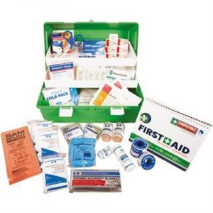 Fitness Mania - Regulation G Scale Marine First Aid Kit