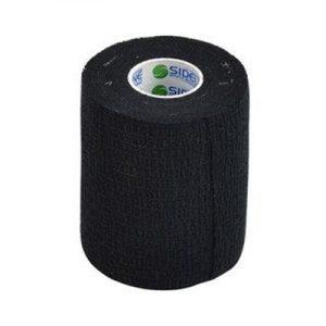 Fitness Mania - Sideline Hand Tear 7.5cm x 6.9m Black