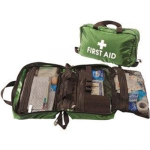 Fitness Mania - Workplace Vehicle First Aid Kit Soft Pack