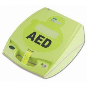 Fitness Mania - Zoll AED Plus Defibrillator