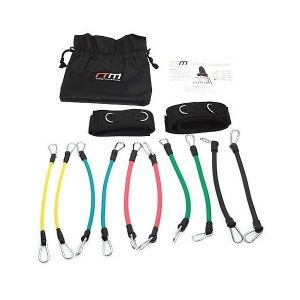 Fitness Mania - 13 Piece Kinetic Fitness Resistance Set