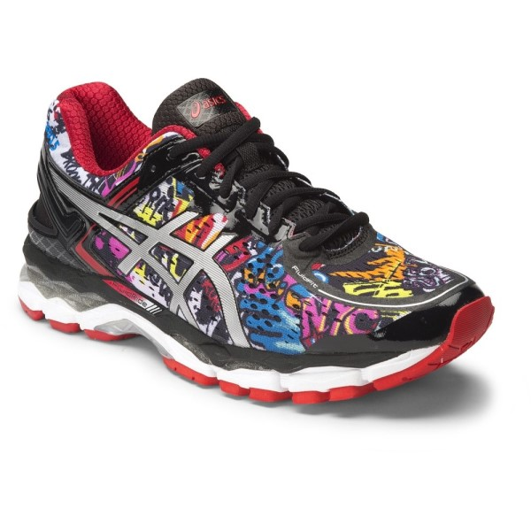 best service 6b177 e3838 Asics Gel Kayano 22 NYC Marathon Limited Edition - Mens Running Shoes