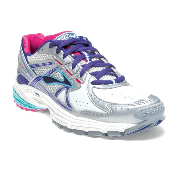 7649503c874 Brooks Maximus XT 10 Leather – Womens Cross Training Shoes – White Spectrum  Blue Purple