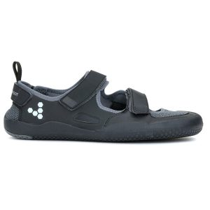 Fitness Mania - Vivobarefoot Camino Mens Sandals - Black
