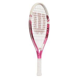"Fitness Mania - Wilson Blush 19"" Kids Girls Tennis Racquet - 2-4yrs"