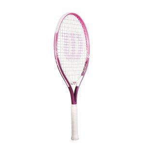 "Fitness Mania - Wilson Blush 25"" Kids Girls Tennis Racquet - 8-10yrs"