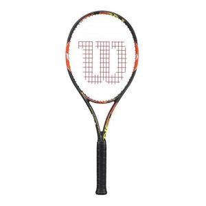 Fitness Mania - Wilson Burn 100 Team Tennis Racquet