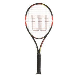 Fitness Mania - Wilson Burn 100 Tennis Racquet