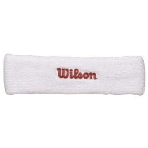 Fitness Mania - Wilson Tennis Headband - White
