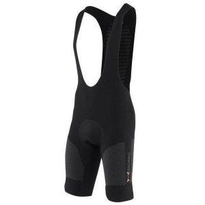 Fitness Mania - X-Bionic Bib & Brace Mens Compression Shorts - Black