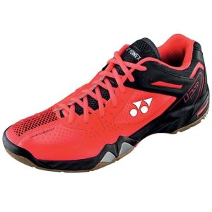 Fitness Mania - Yonex SHB02-LTD Mens Badminton Shoes - Bright Red