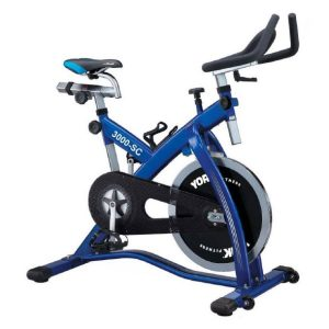 Fitness Mania - York 3000-SC Indoor Training Exercise Bike
