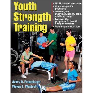 Fitness Mania - Youth Strength Training By Avery Faigenbaum And Wayne Westcott