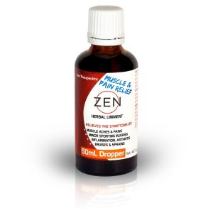 Fitness Mania - Zen Liniment Drops Joint & Muscle Pain Relief 50ml