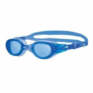 Fitness Mania - Zoggs Phantom - Kids Goggles - Blue