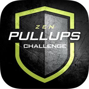 Health & Fitness – 0 – 20 Pull Ups Trainer Challenge – Zen Labs