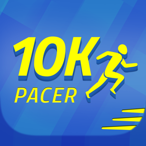 Health & Fitness - 10K Pacer: Run pace training. Run faster