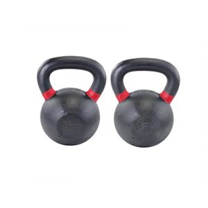 Fitness Mania - Force USA Kettlebell 24kg - Black/Red