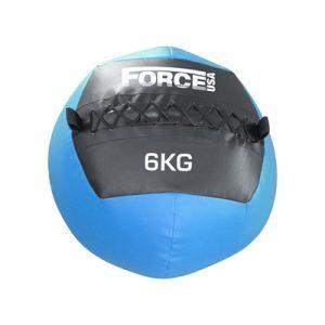 Fitness Mania - Force USA Wall Balls 6kg Dark Blue/Black