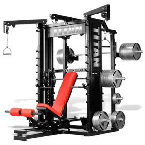 Fitness Mania - Titan T1-X Commercial Gym
