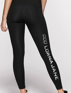 Fitness Mania - Active Compression F/L Tight Black L