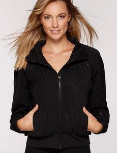 Fitness Mania - Zip Me Off Jacket Black S