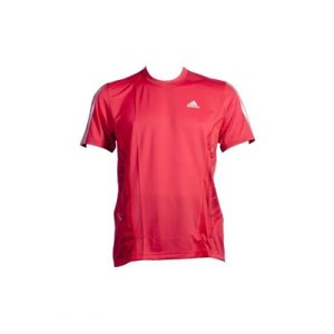 Fitness Mania - Adidas Climacool Running Tee - Red
