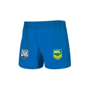 Fitness Mania - Canterbury Bulldogs Kids Supporter Short 2 Pack