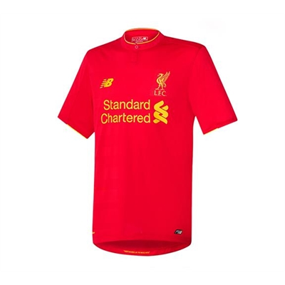 Fitness Mania – Liverpool FC Home Jersey 2016-17
