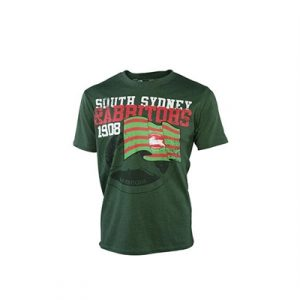 Fitness Mania - South Sydney Rabbitohs Heritage Tee