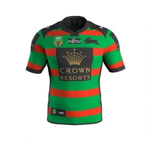 Fitness Mania - South Sydney Rabbitohs Home Jersey 2016