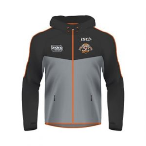 Fitness Mania - Wests Tigers Ladies Workout Hoody  2016