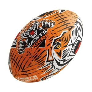 Fitness Mania - Wests Tigers Supporter Ball