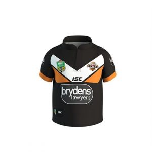 Fitness Mania - Wests Tigers Toddler Home Jersey 2016