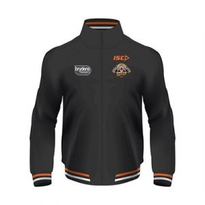 Fitness Mania - Wests Tigers Track Jacket 2016