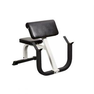 Fitness Mania - York FTS Preacher Curl Bench