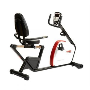 Fitness Mania - York YBR PC 215 Recumbent Cycle