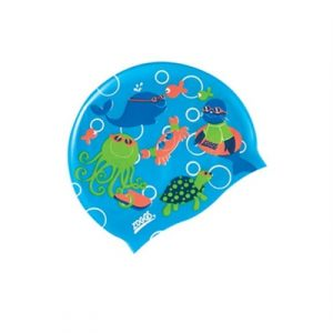 Fitness Mania - Zoggy and Friends Silicone Cap