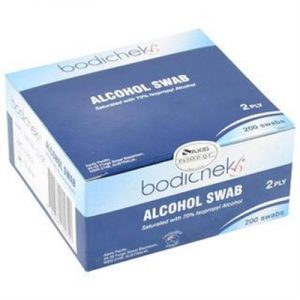 Fitness Mania - Alco Wipes 70% Isoroypyl Alcohol
