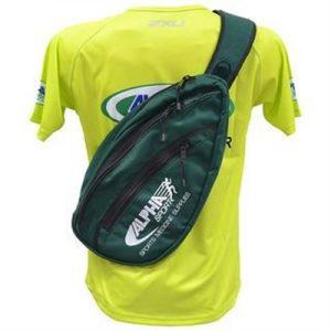 Fitness Mania - Bushwalker Deluxe Sling Bag