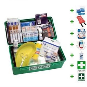 Fitness Mania - Workplace First Aid Kit Bundle